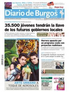 Diario de Burgos SERGARE