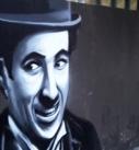 Graffiti Charles Chaplin